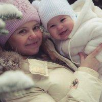 А для кого-то это первый снегопад)) :: Елена Дырда
