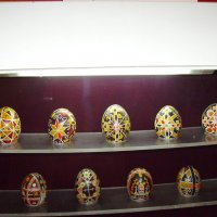 Музей  Пысанки  в  Коломые :: Андрей  Васильевич Коляскин