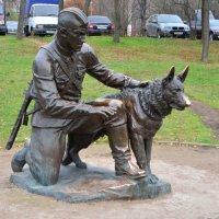 Памятник защитникам границы. :: Oleg4618 Шутченко