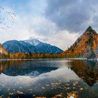 Озеро Сказка :: Дмитрий ВЛАСОВ