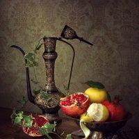 Из серии Натюрморт восточный с гаранатами :: Ирина Приходько