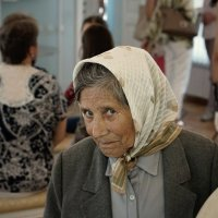 бабушка  красной  шапочки :: Дмитрий Потапов
