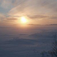 Снежный туман :: Олег Кулябин