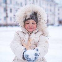 снежная прогулка :: Дарья Кутузова