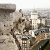 Париж.Сакре-Кёр :: Galina Belugina