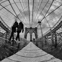 Бруклинский мост - да... это вещь! (В. Маяковский) :: Roman Mordashev