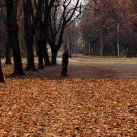 Один на один с осенью :: Ирина Сивовол