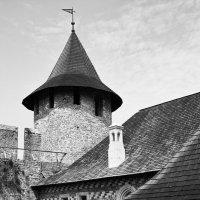 Крыши крепости :: Андрий Майковский