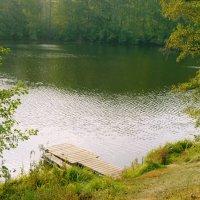 Озеро :: Екатерина Чурина
