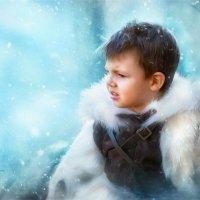 """""""Зимнее царство"""" :: Евгения Малютина"""