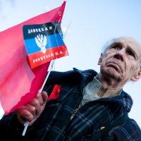 КПРФ провела в Москве акцию, посвященную годовщине революции :: alex_belkin Алексей Белкин