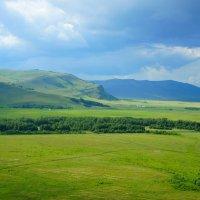 Западный Саян :: Ольга Чистякова