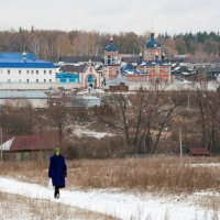 Монастырь :: Владимир Новиков