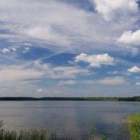 дымское озеро :: Laryan1