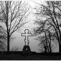 Псков, утопающий в тумане... :: Fededuard Винтанюк