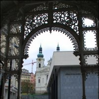 Рыночная колоннада. :: Anna Gornostayeva