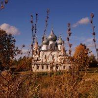 Церковь Воздвижения :: kolyeretka