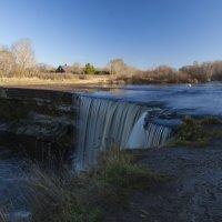 Водопад Ягала, Эстония :: Vadim Odintsov