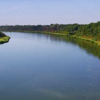 Река Дон. :: Ирина Нафаня