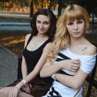 Лина и Эллина :: Alice Madman