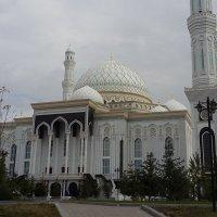 Мечеть Хазрет Султан, Астана :: людмила дзюба