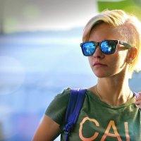 Блондинка . :: ОЛЕГ ПАНКОВ