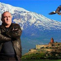 Два орла. :: Anatol Livtsov