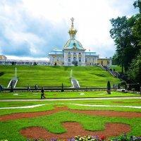 ПЕТЕРГОФ. :: Александр Яковлев