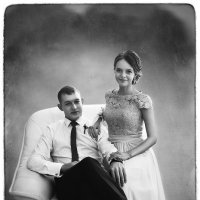 Андрей и Маргарита :: Андрей Молчанов