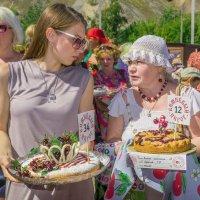 """На фестивале """" Вишневый пирог """". :: Сергей Исаенко"""