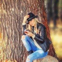 Портрет девушки :: Tatsiana Latushko