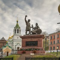Нижний Новгород. :: Андрей Ванин