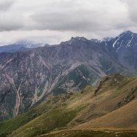 Другая сторона Талгарского перевала :: Людмила Быстрова