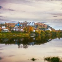 Осенний вечер в Гороховце... :: Александр Никитинский