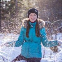 Первый снег :: Евгений Банных