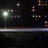 прогулка :: Никита Костенко