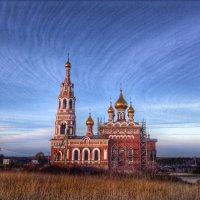 Церковь Михаила Архангела в селе Красное возле Боровска :: Ирина Бирюкова