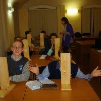 Хорошо работать с одаренными детьми! :: Андрей Лукьянов