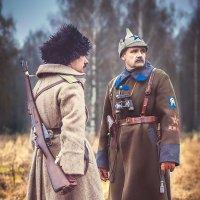 Красная Гвардия :: Виктор Седов