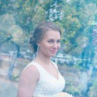 нежные моменты ..невеста Татьяна :: Olga Osminova