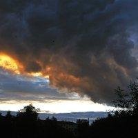 Небо за моим окном. Инферно :: Дмитрий