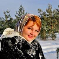 Русская зима :: АпельСИН Фотостудия
