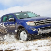 Тест драйф Ford Ranger :: Екатерина Бессонова
