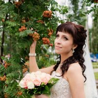 невеста Евгения :: Мари Ковалёва