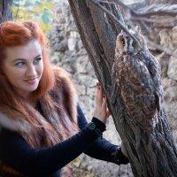 выдуманные истории... :: Райская птица Бородина