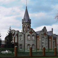 Дом молитвы Евангельских христиан баптистов.г. Барнаул. :: Виктор Гузеев