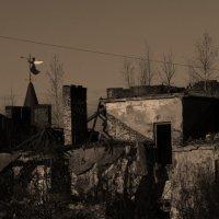 Труби Ангел,умирает Старый Город :: Антон Савкин