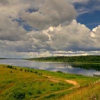 Река Кубена :: Валерий Талашов
