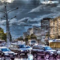 Час-пик :: Кирилл Богомазов