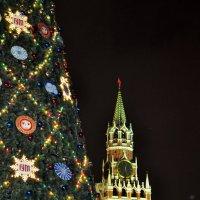 Москва - Спасская башня :: АпельСИН Фотостудия